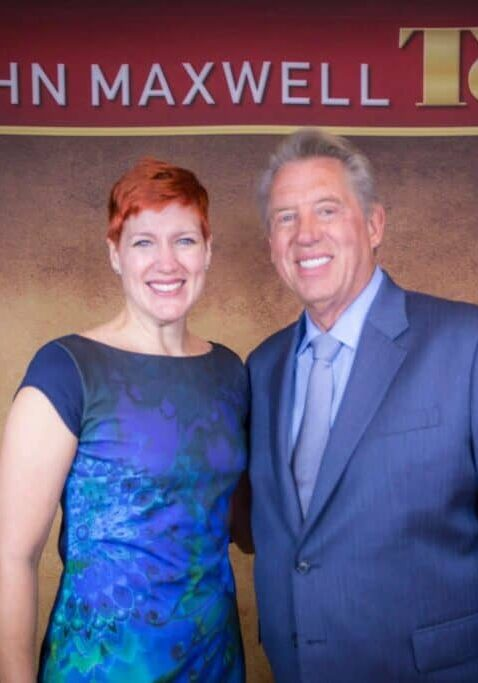 Anne and John Maxwell